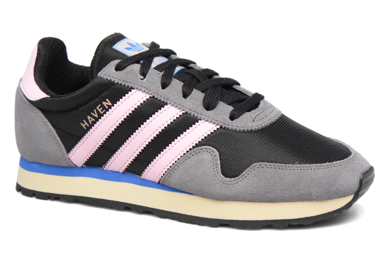 Baskets Adidas Originals Haven W Noir vue détail/paire