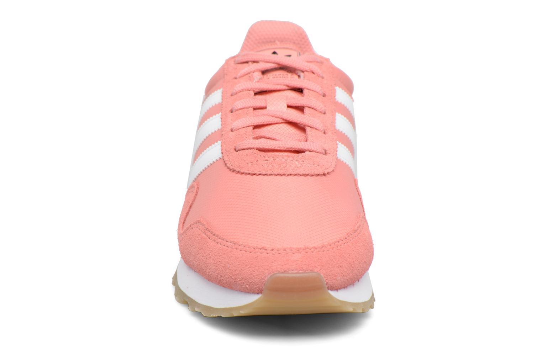 Baskets Adidas Originals Haven W Rose vue portées chaussures
