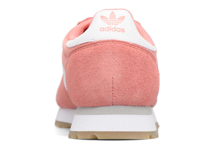 Baskets Adidas Originals Haven W Rose vue droite