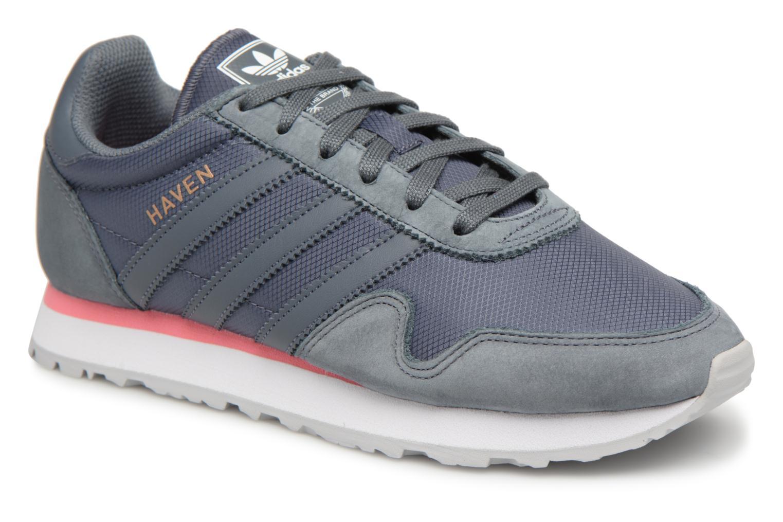 Zapatos promocionales Adidas Originals Haven W (Gris) - Deportivas   Gran descuento