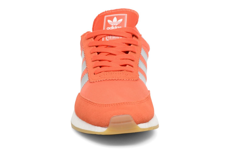 Sneakers Adidas Originals I-5923 Wns Arancione modello indossato