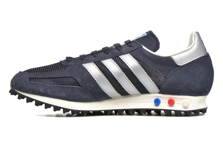 Sneakers Adidas Originals La Trainer Og Blauw voorkant