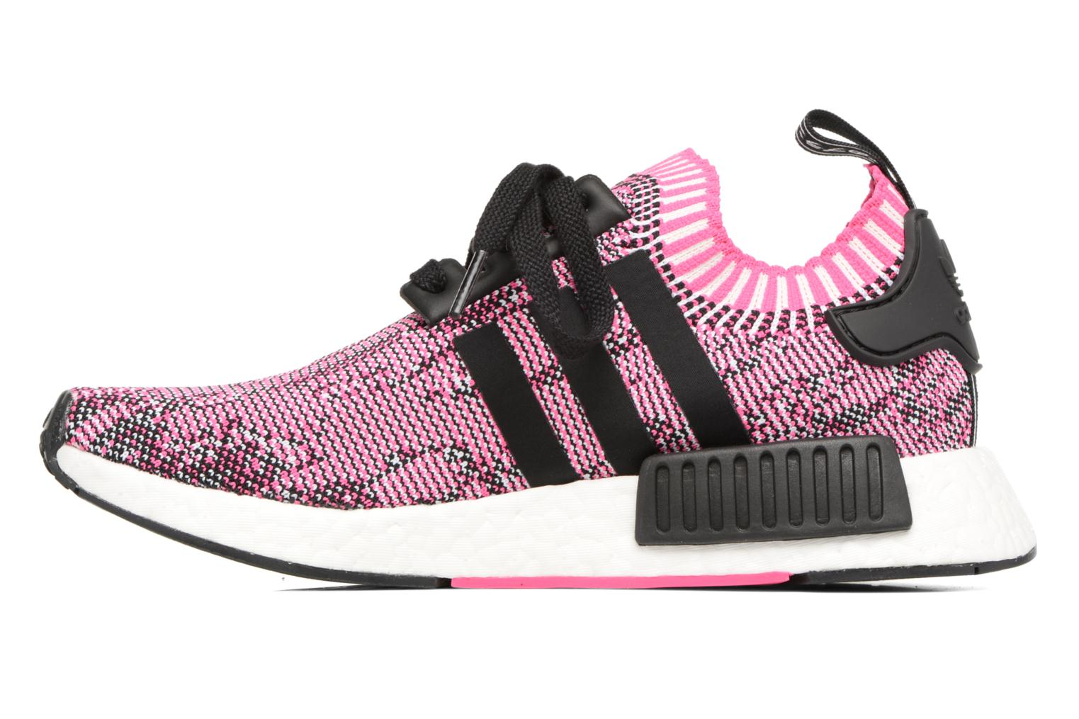 Baskets Adidas Originals Nmd_R1 Pk W Rose vue face