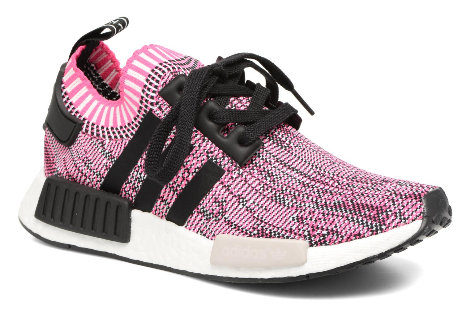 Baskets Adidas Originals Nmd_R1 Pk W Rose vue détail/paire