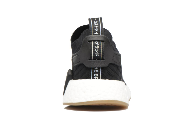 Baskets Adidas Originals Nmd_R2 Pk Noir vue droite