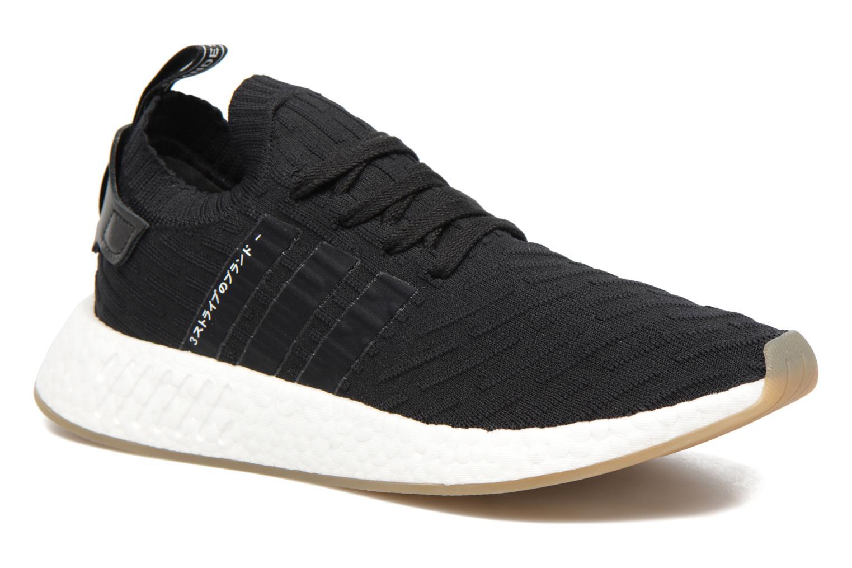 Baskets Adidas Originals Nmd_R2 Pk Noir vue détail/paire