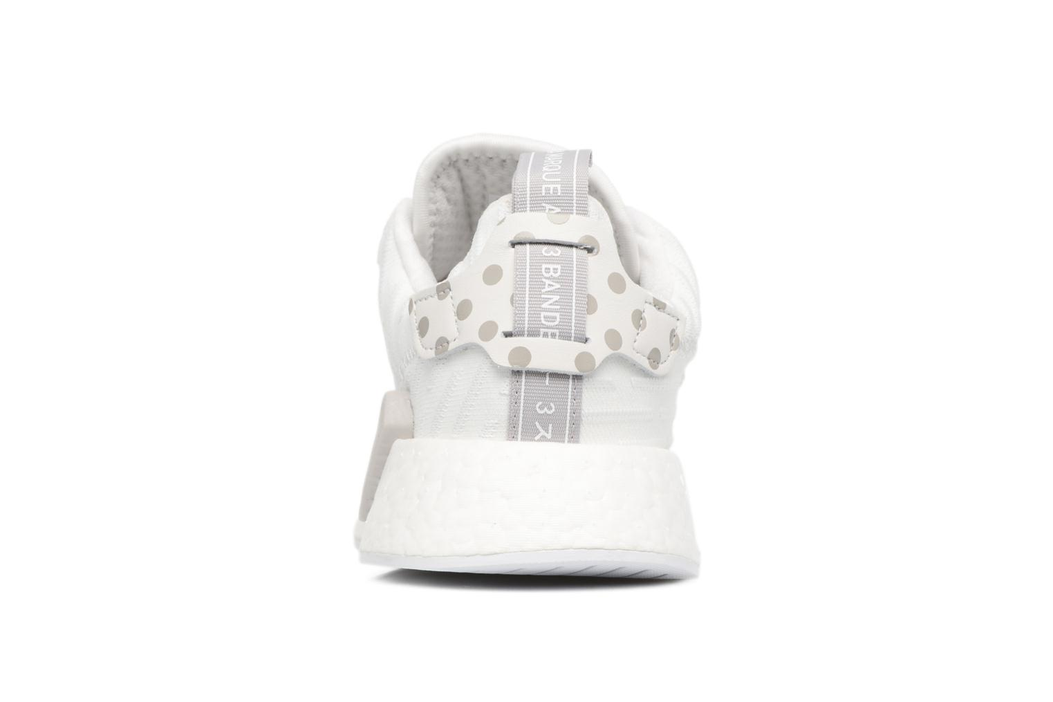 Sneakers Adidas Originals Nmd_R2 W Bianco immagine destra