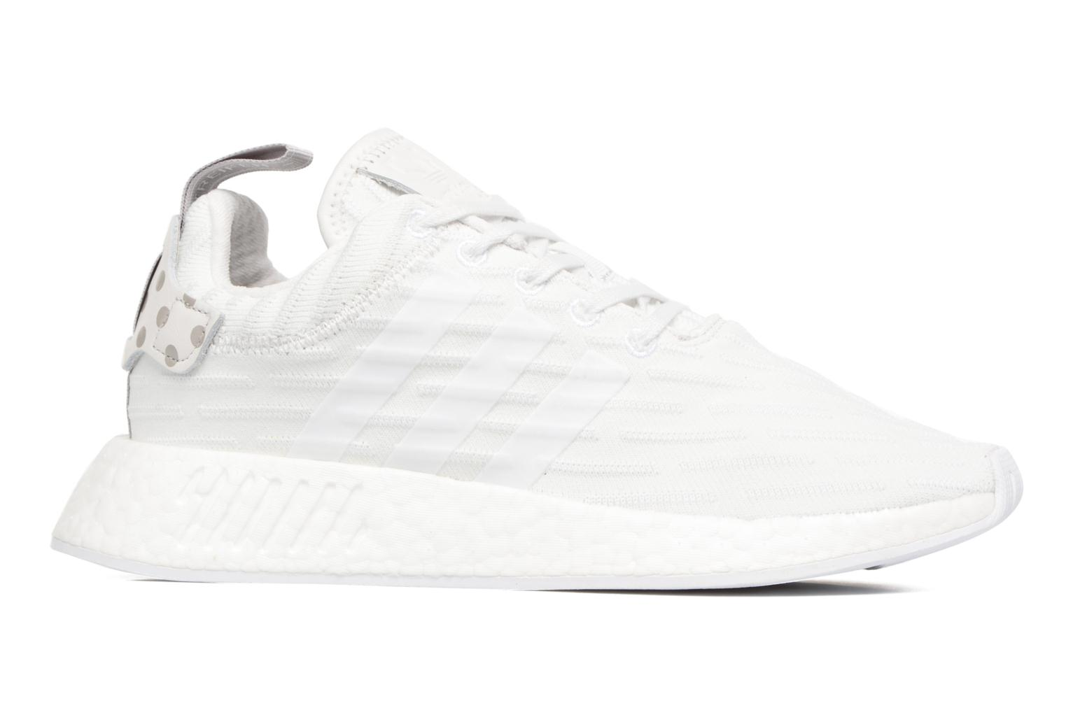 Sneakers Adidas Originals Nmd_R2 W Bianco immagine posteriore