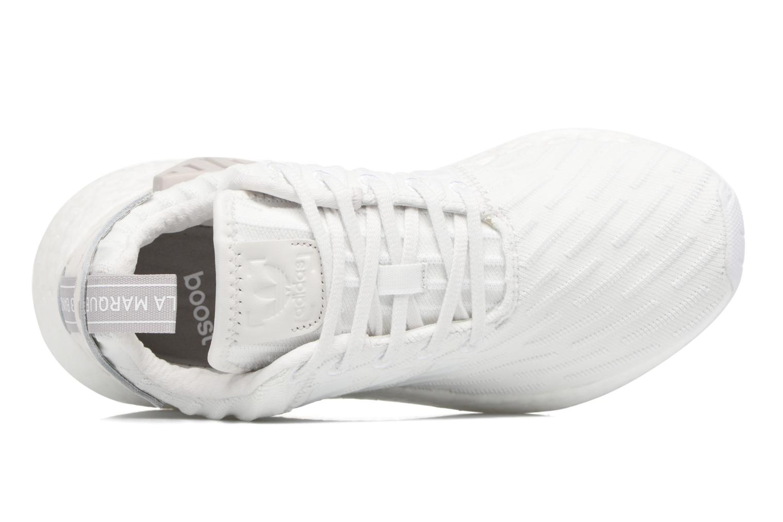 Baskets Adidas Originals Nmd_R2 W Blanc vue gauche
