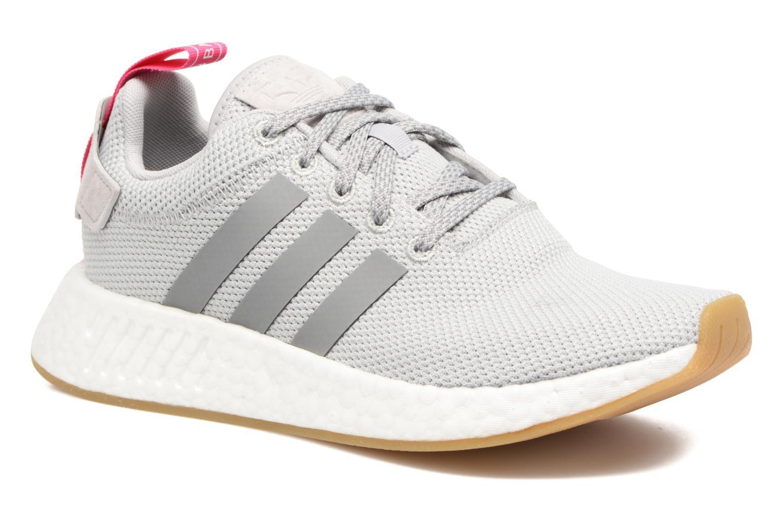 Últimos recortes de precios Adidas Originals Nmd_R2 W (Gris) - Deportivas chez Sarenza