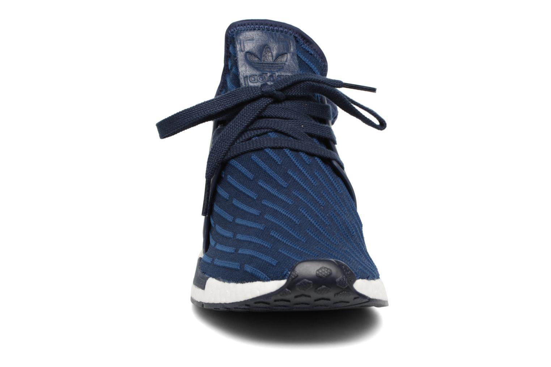 Sneaker Adidas Originals Nmd_Xr1 Pk blau schuhe getragen