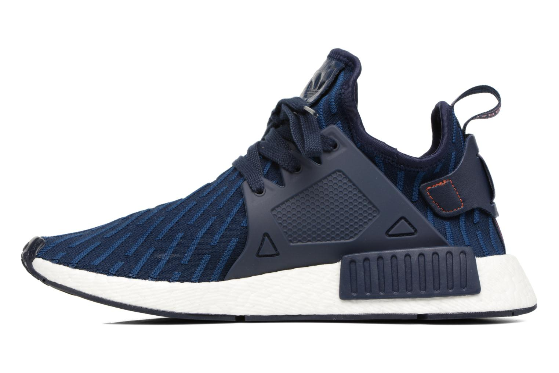 Sneaker Adidas Originals Nmd_Xr1 Pk blau ansicht von vorne