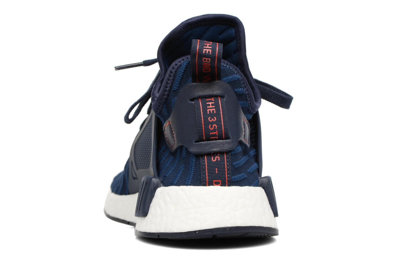 Sneaker Adidas Originals Nmd_Xr1 Pk blau ansicht von rechts