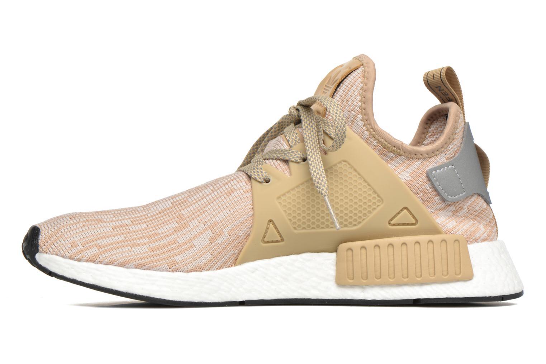 Sneakers Adidas Originals Nmd_Xr1 Pk Beige voorkant