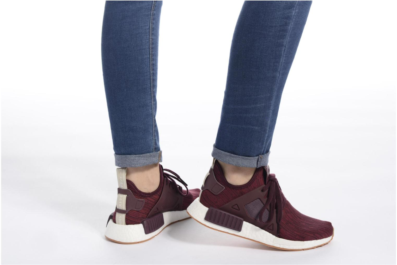 Sneakers Adidas Originals Nmd_Xr1 Pk W Sort se forneden
