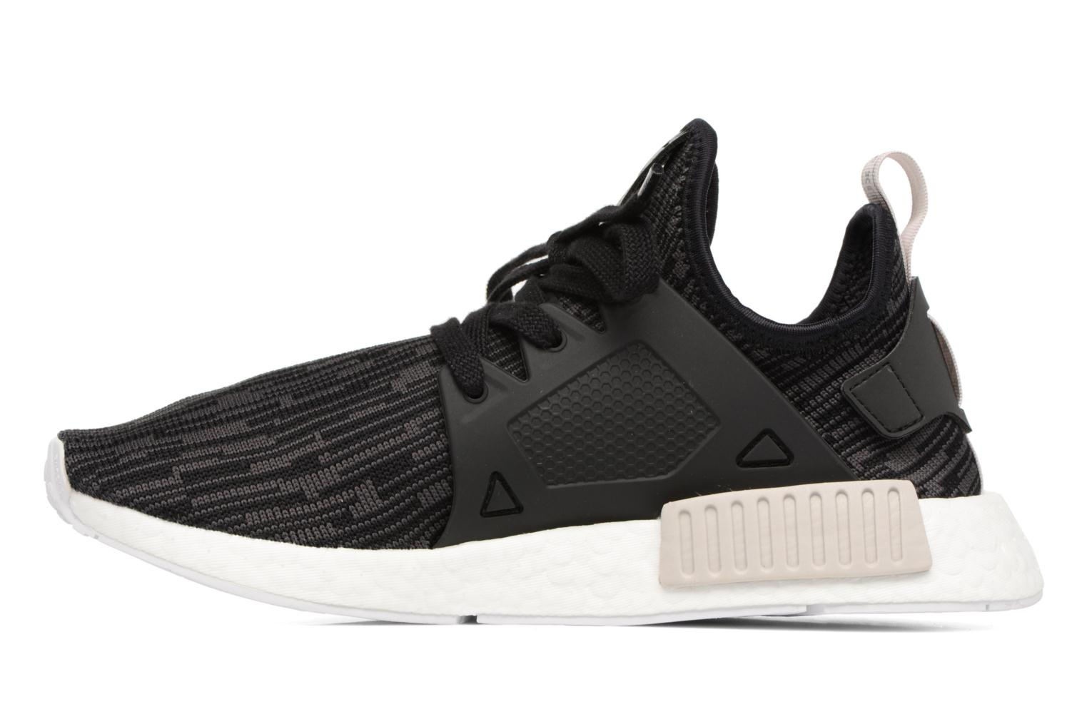 Sneakers Adidas Originals Nmd_Xr1 Pk W Nero immagine frontale