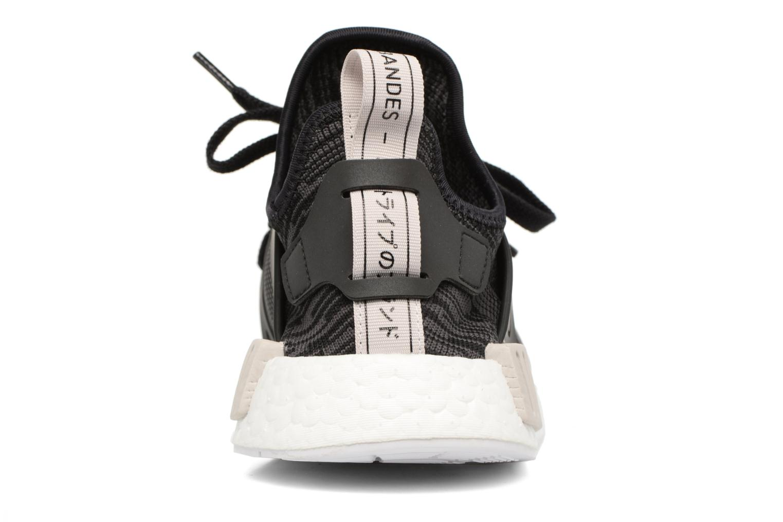 Sneakers Adidas Originals Nmd_Xr1 Pk W Sort Se fra højre