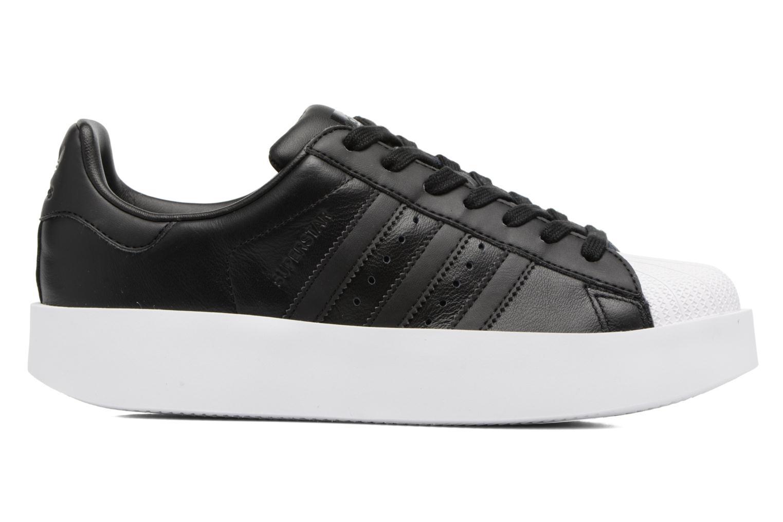 Baskets Adidas Originals Superstar Bold W Noir vue derrière