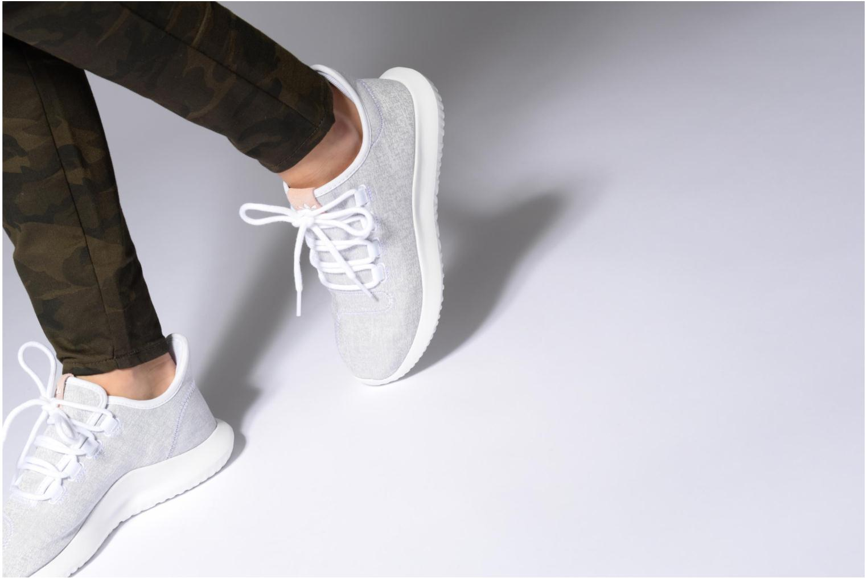Deportivas Adidas Originals Tubular Shadow W Gris vista de abajo