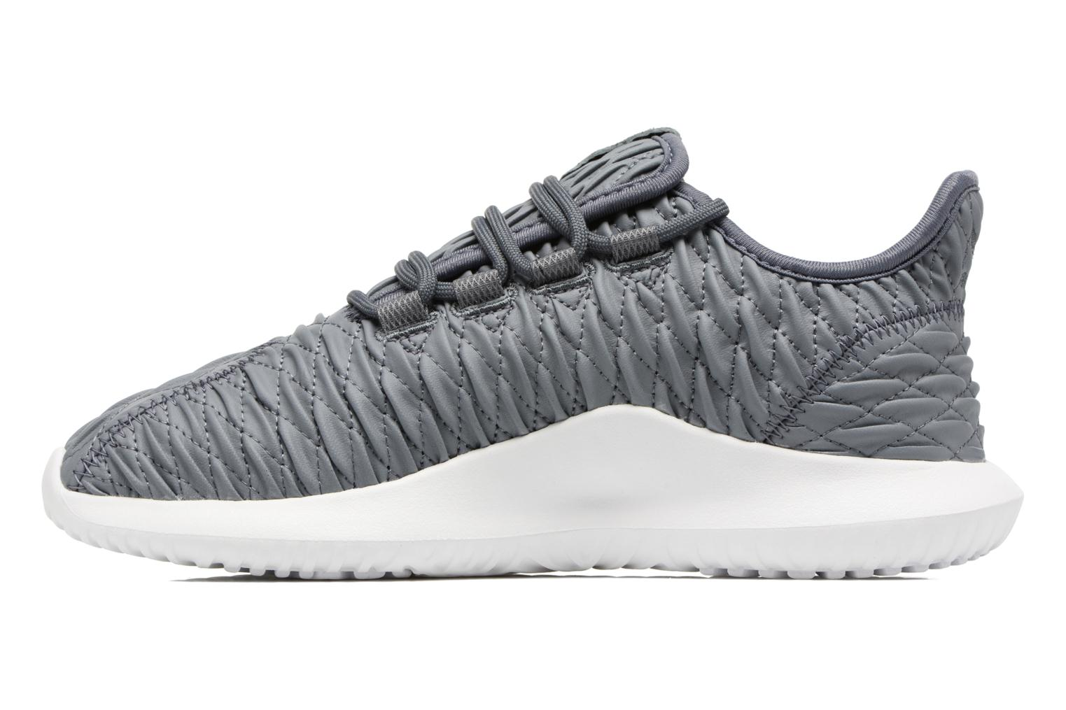 Baskets Adidas Originals Tubular Shadow W Gris vue face