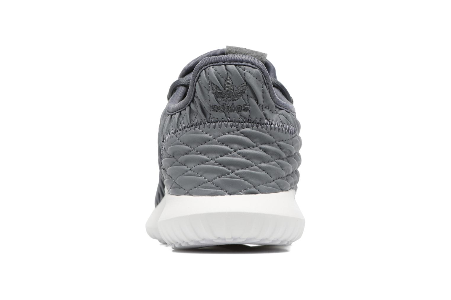 Baskets Adidas Originals Tubular Shadow W Gris vue droite