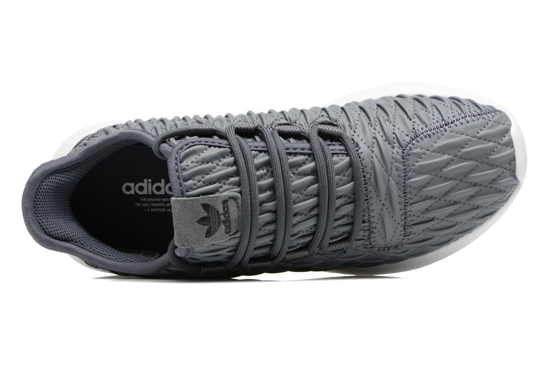 Deportivas Adidas Originals Tubular Shadow W Gris vista lateral izquierda