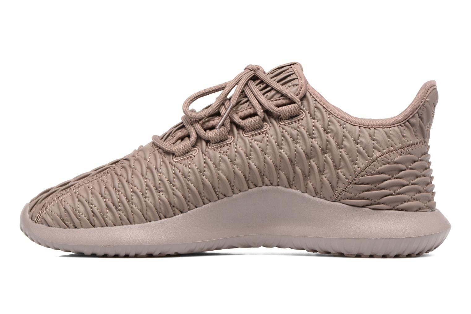 Baskets Adidas Originals Tubular Shadow Marron vue face