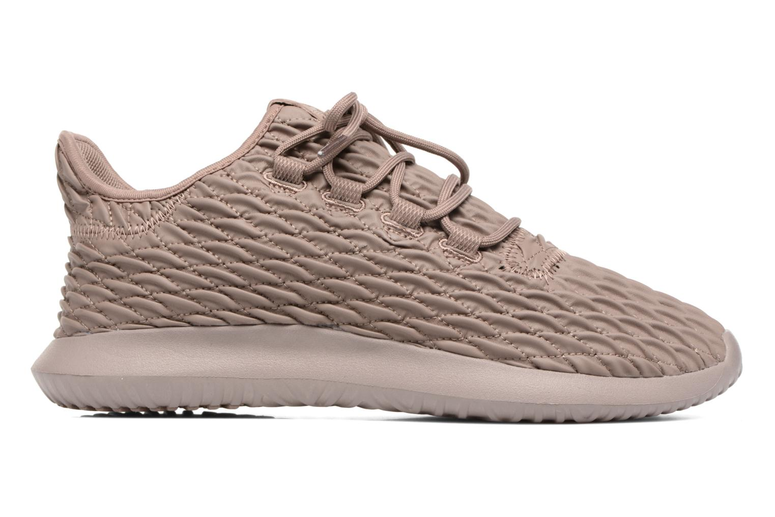 Baskets Adidas Originals Tubular Shadow Marron vue derrière