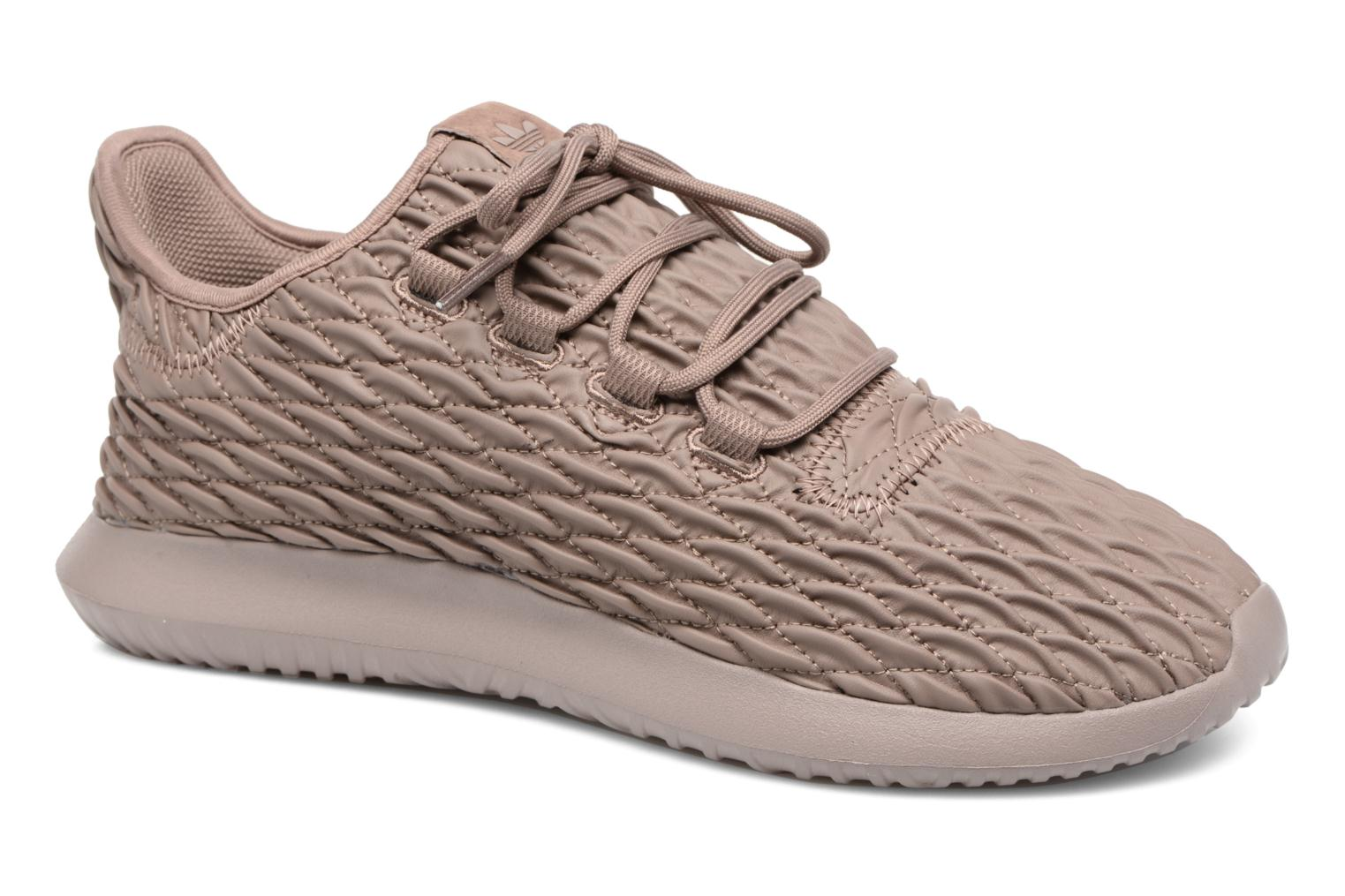 Baskets Adidas Originals Tubular Shadow Marron vue détail/paire