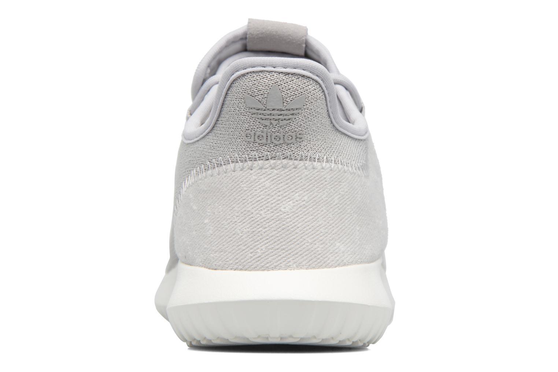 Baskets Adidas Originals Tubular Shadow Gris vue droite