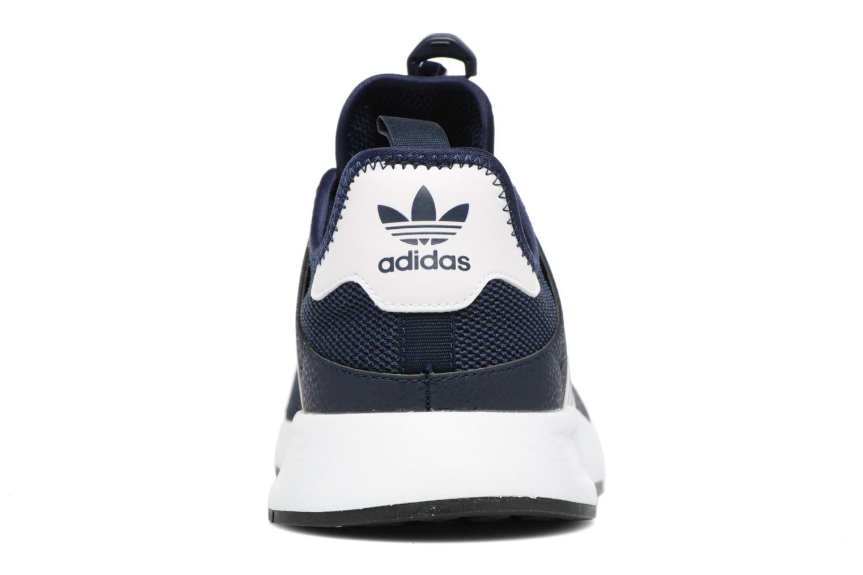 Baskets Adidas Originals X_Plr Bleu vue droite