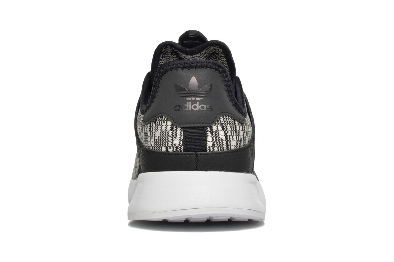 Baskets Adidas Originals X_Plr Noir vue droite