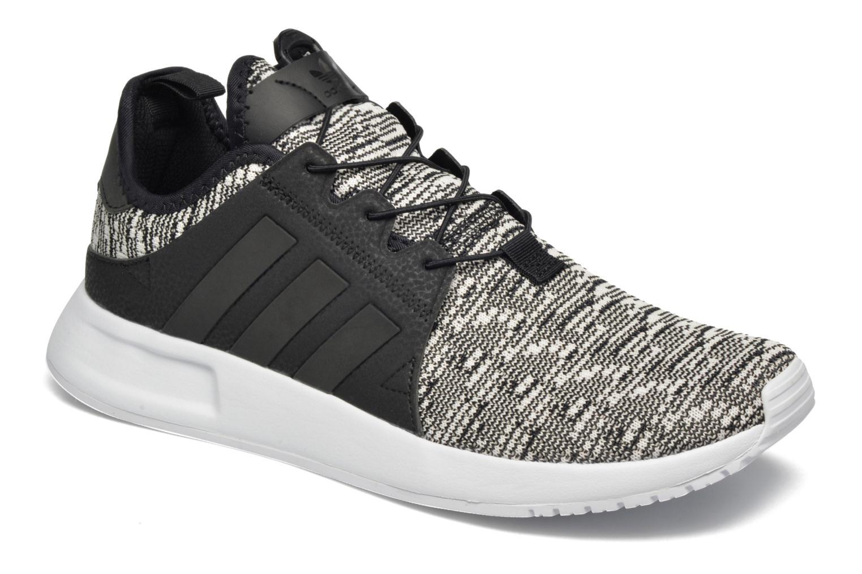 Baskets Adidas Originals X_Plr Noir vue détail/paire