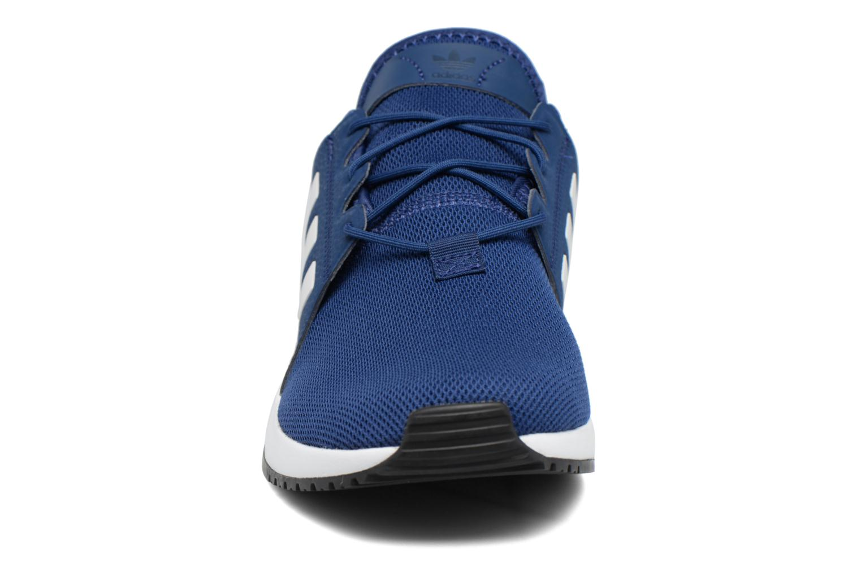 Baskets Adidas Originals X_Plr Bleu vue portées chaussures