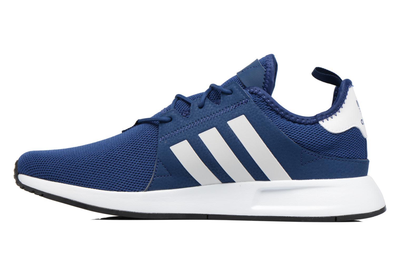 Baskets Adidas Originals X_Plr Bleu vue face