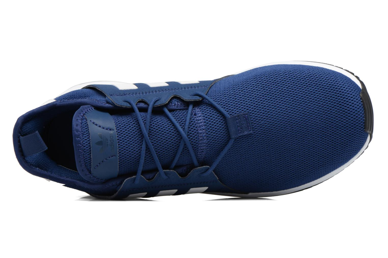 Baskets Adidas Originals X_Plr Bleu vue gauche