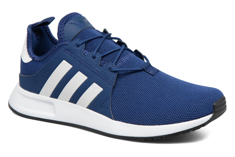 Baskets Adidas Originals X_Plr Bleu vue détail/paire