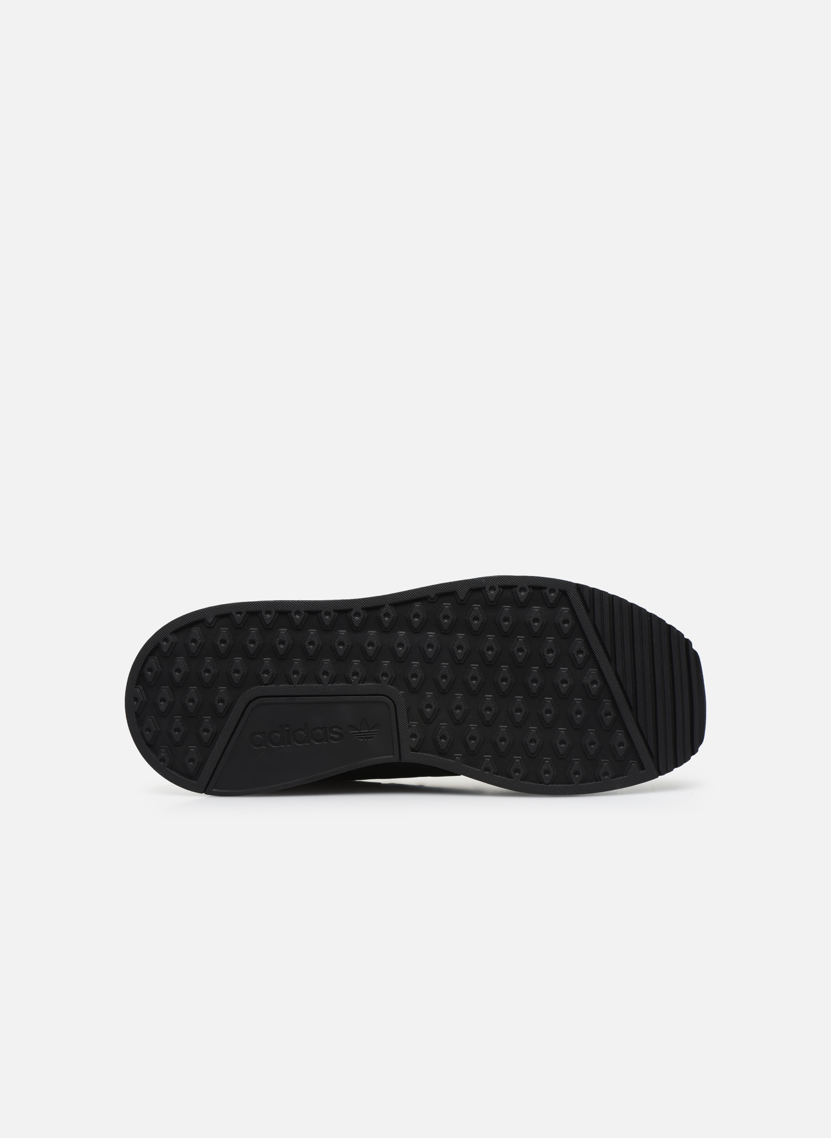 Baskets Adidas Originals X_Plr Noir vue haut