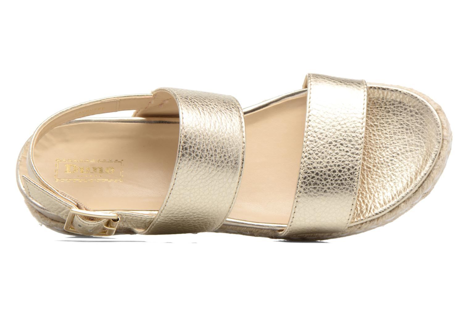 Lacrosse Gold Leather