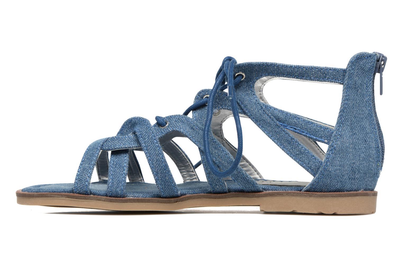 Sandalen I Love Shoes SUMINIGLI Blauw voorkant