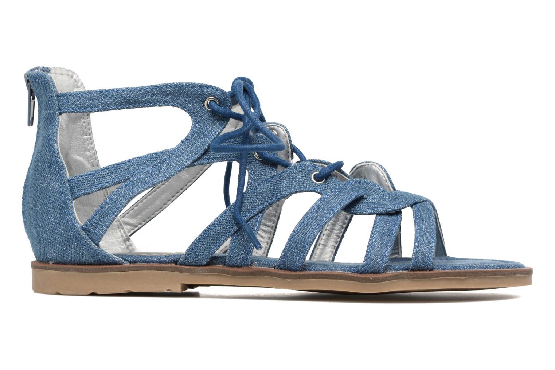 Sandalen I Love Shoes SUMINIGLI Blauw achterkant