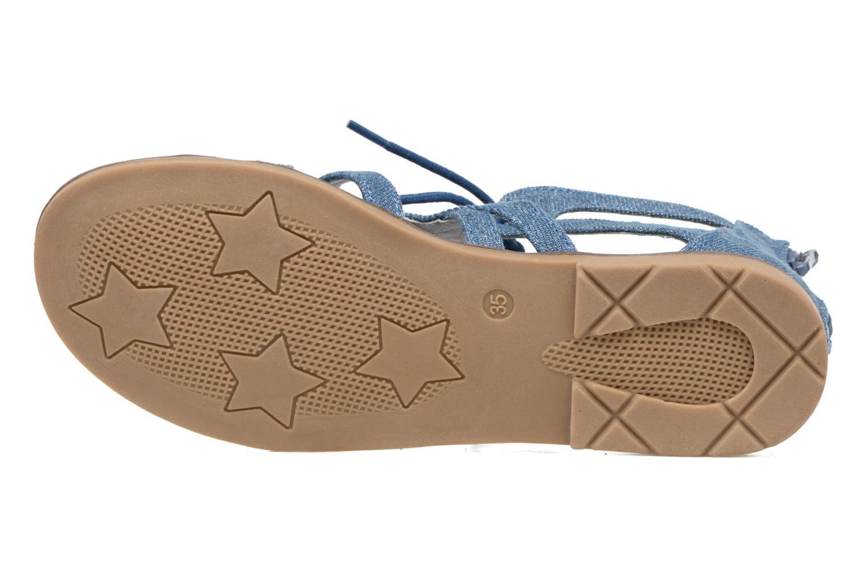 Sandali e scarpe aperte I Love Shoes SUMINIGLI Azzurro immagine dall'alto