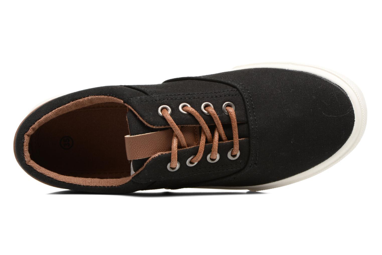 Baskets I Love Shoes SUCAN BOY Noir vue gauche