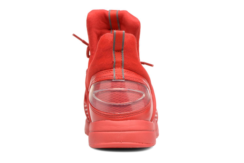 Baskets Aldo ZEAVEN Rouge vue droite