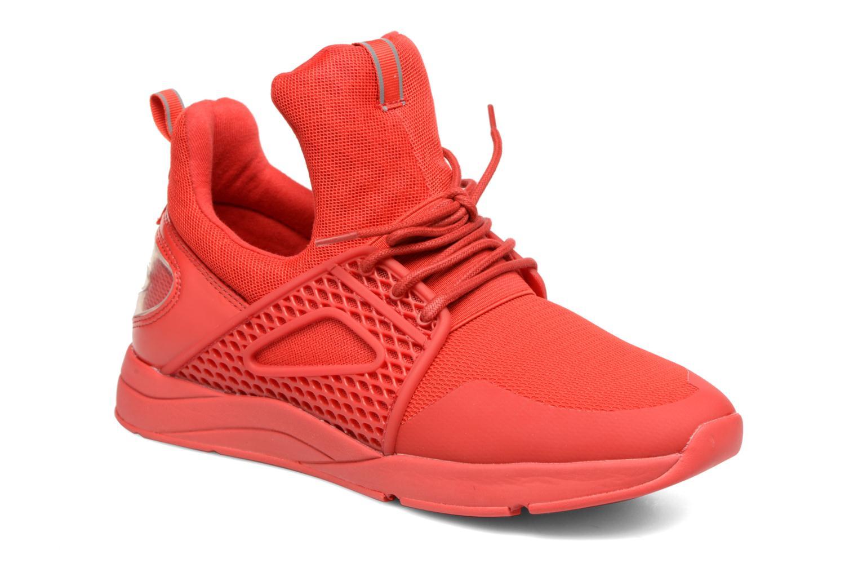 Baskets Aldo ZEAVEN Rouge vue détail/paire