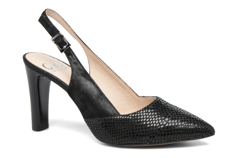 Grandes descuentos últimos Effi zapatos Caprice Effi últimos (Negro) - Zapatos de tacón Descuento e3d39e