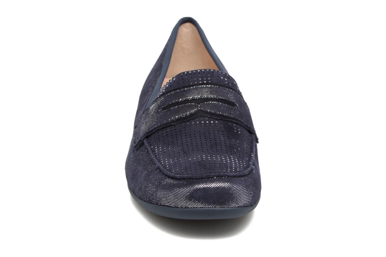 Mocassins Hassia Petra 1770 Bleu vue portées chaussures