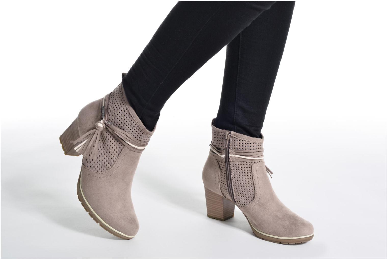 Boots en enkellaarsjes Jana shoes Paz Grijs onder