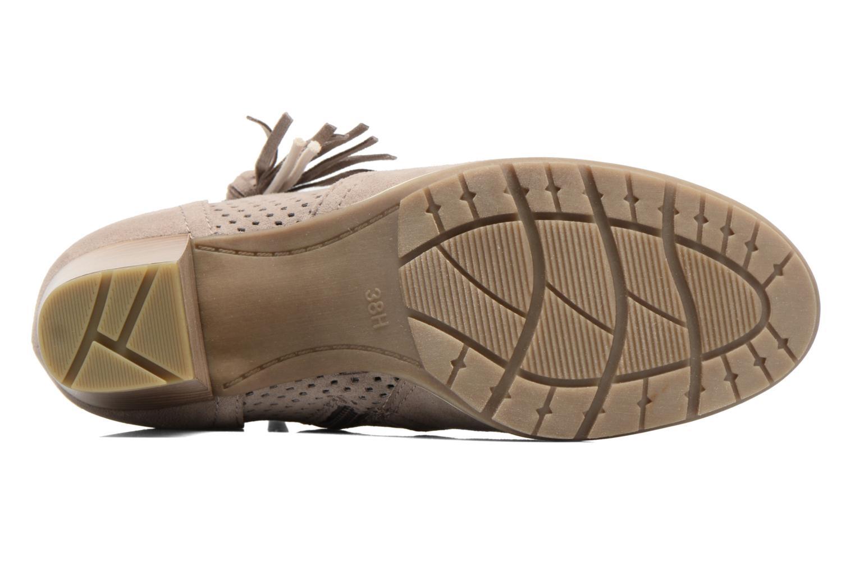 Boots en enkellaarsjes Jana shoes Paz Grijs boven