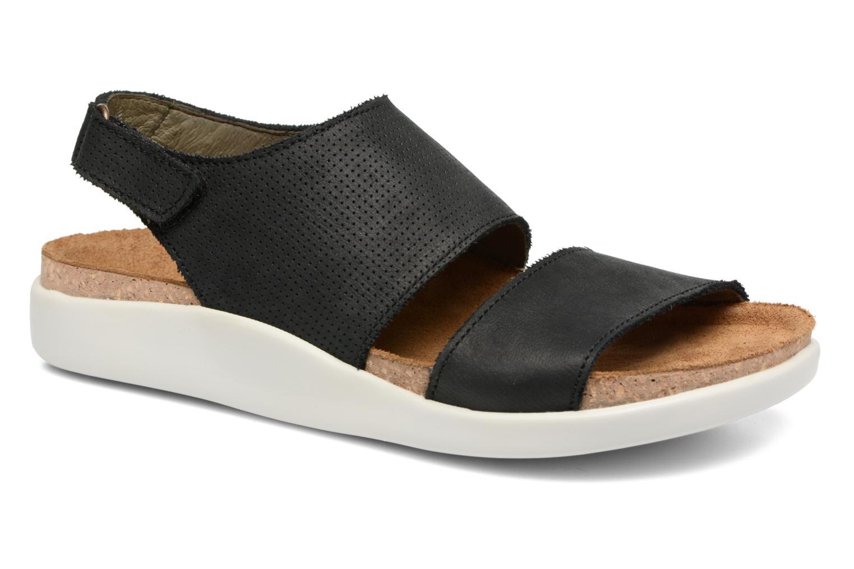 Sandales et nu-pieds El Naturalista Koi 5093 Noir vue détail/paire